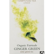 Ginger green from Hampstead Tea