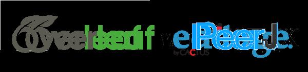 Overleaf PeerJ logo