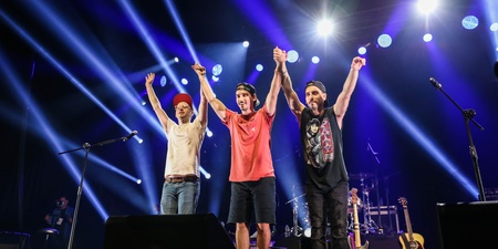 PHOTO GALLERY: A fan takes us through her nostalgic night with The Moffatts on their final Manila show