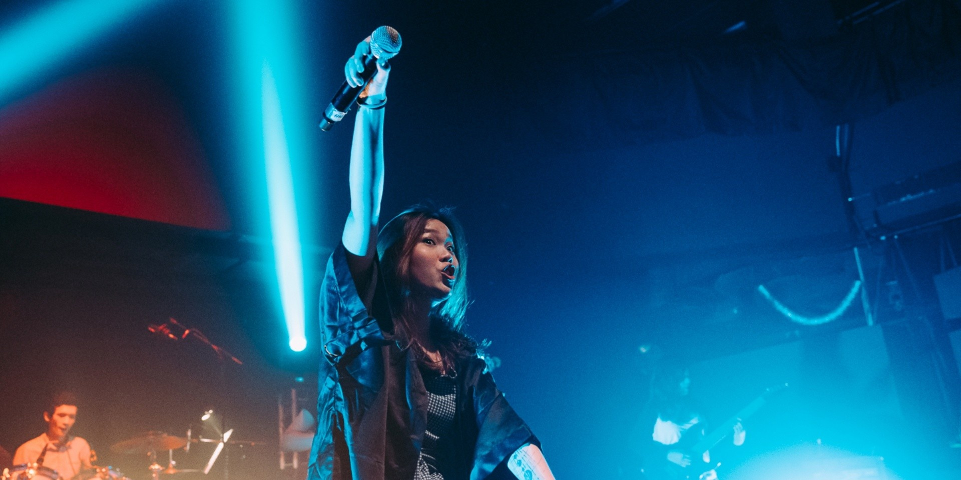 Test the Divide brings forth a titanic rumble at album launch - photo gallery