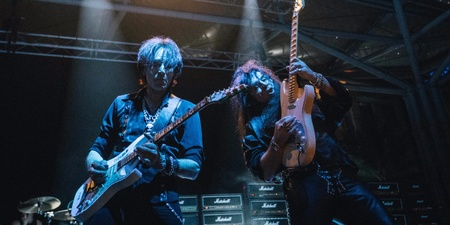 Generation Axe's guitar heroes serve up a night of unparalleled virtuosity — gig report
