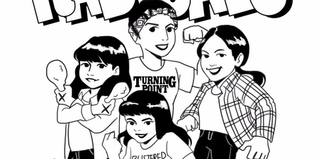 LISTEN: Radigals' rousing brand of all-girl hardcore empowers on their fantastic FIGHT TO UNITE EP