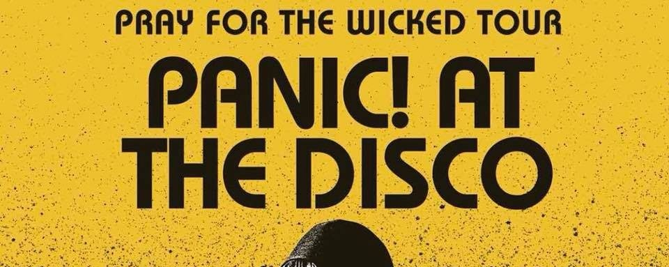 87ad7c27 Panic! at the Disco | Pray for the Wicked Tour Manila | Gig