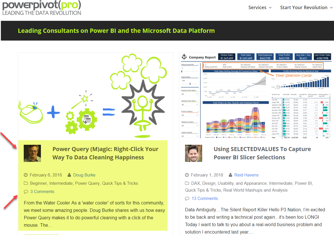 Power Query (M)agic: Right-Click Your Way To Data Cleaning