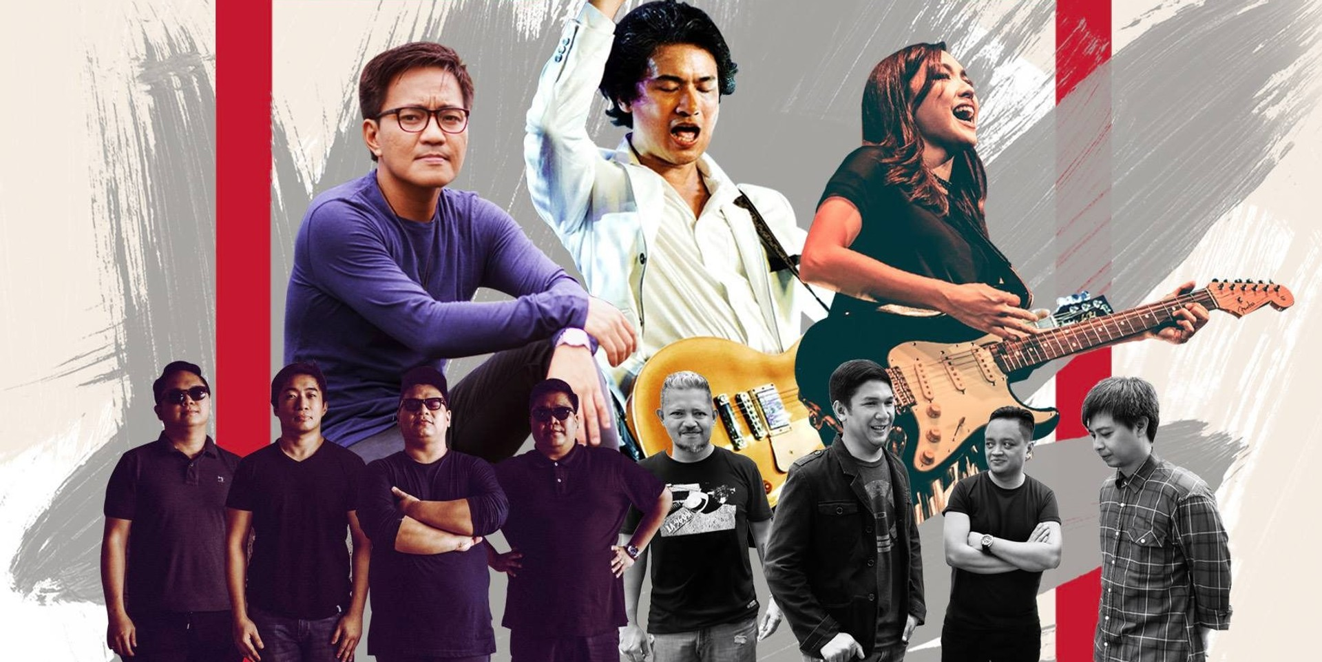 MCA Music and Smart Music Live team up to bring back the NURock Years