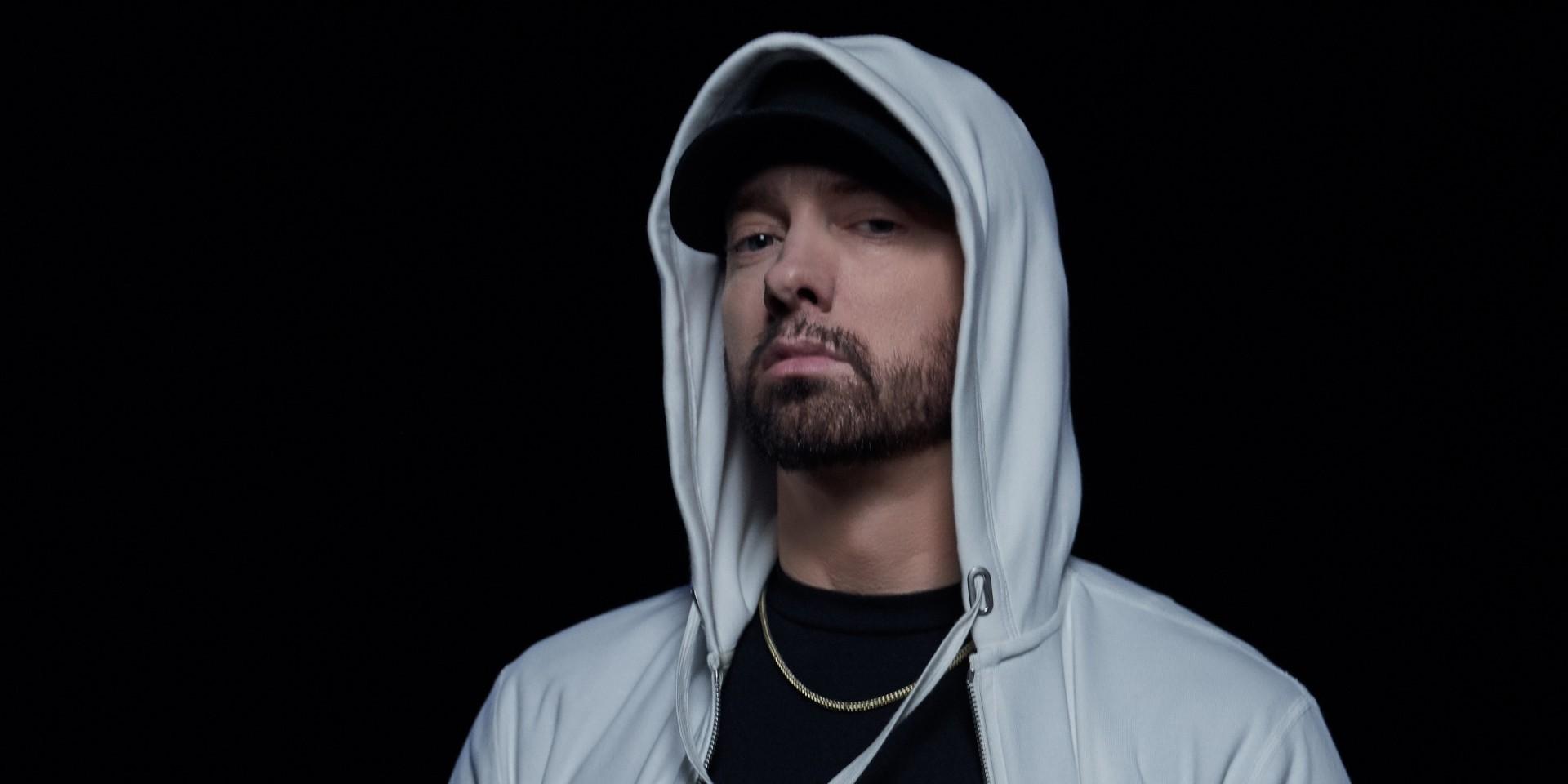 Eminem releases surprise album Kamikaze - listen