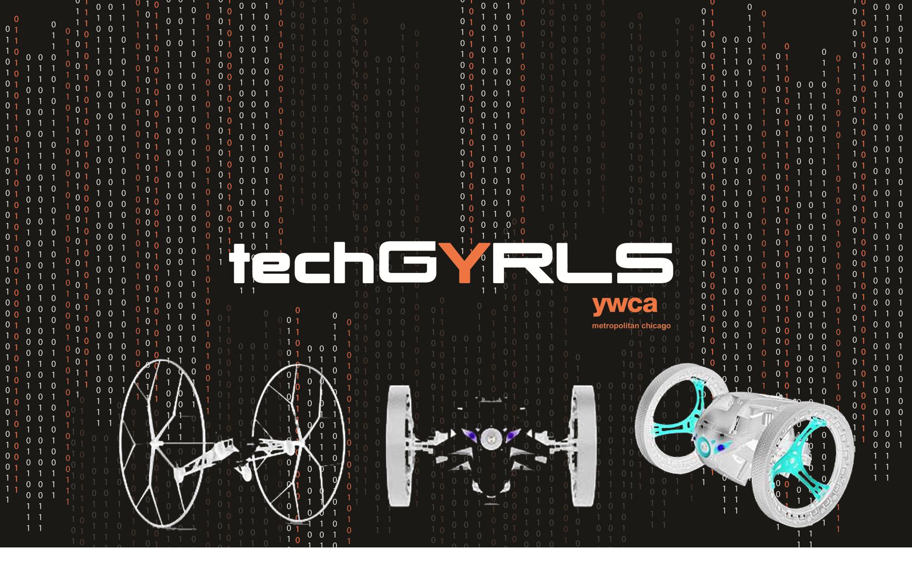TechGYRLS : Drone/Rover Piloting & Programming
