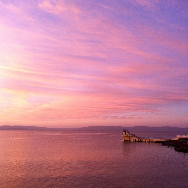 GALWAY BAY SUNSETS
