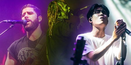 PHOTO GALLERY: Neon Lights 2016 Day 1 — Foals, Crystal Castles, 2manydjs, Neon Indian & more