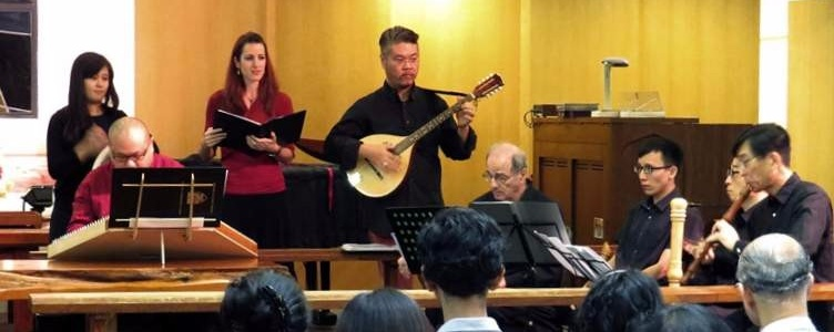 Esplanade Presents | A Tapestry of Sacred Music  MUSIC Stella Splendens – Medieval Iberian Songs of Devotion & Pilgrimage