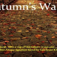 Autumn's Walk from Adagio Teas Custom Blends