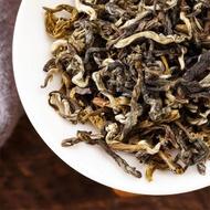 Jasmine Green Tea Dong Ting Biluochun from Thistea