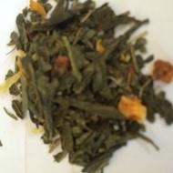Green tangerine from Tea Gallerie
