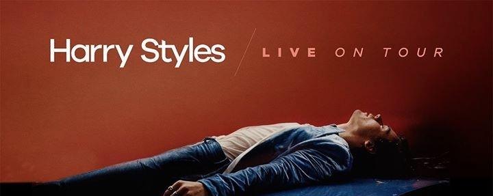 Harry Styles Live On Tour 2018 at Singapore Indoor Stadium