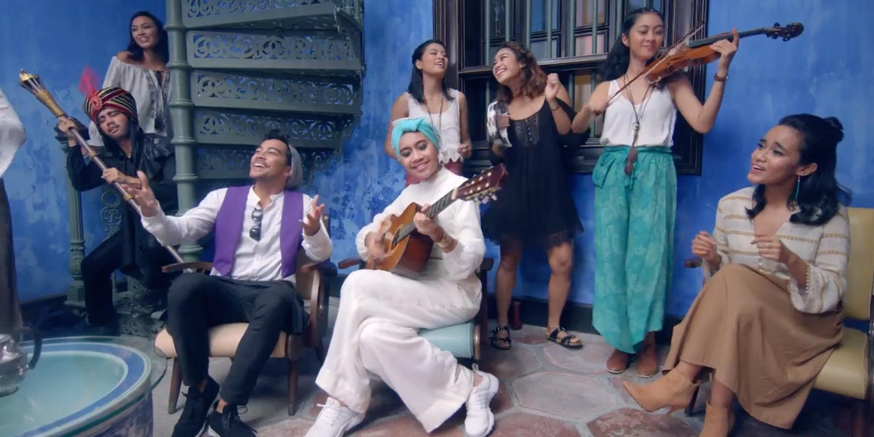 WATCH: Yuna, The Ransom Collective and GAC team up for a Wonderfilled Tale set in Penang