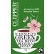 Green Tea with Manuka Honey from Clipper