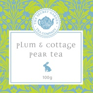 Plum and Cottage Pear from Secret Garden Tea Company