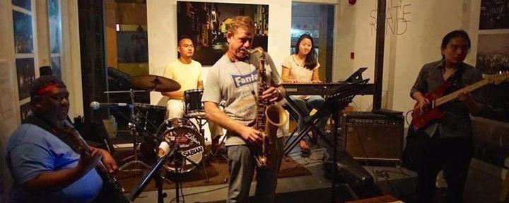Bluemonks Jazz Jam (Sep)