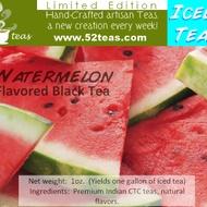 Watermelon Black Tea (Iced Tea Series) from 52teas