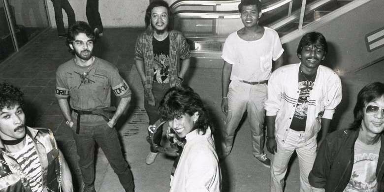 Ming Arcade's crucial role in Singapore's rock music history explained