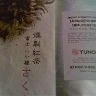 Sakura Cherry Wood Smoked Black from Kaneroku Matsumoto Tea Garden
