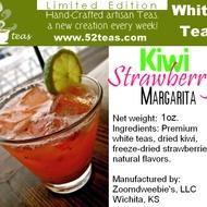 Kiwi Strawberry Margarita Bai Mu Dan from 52teas