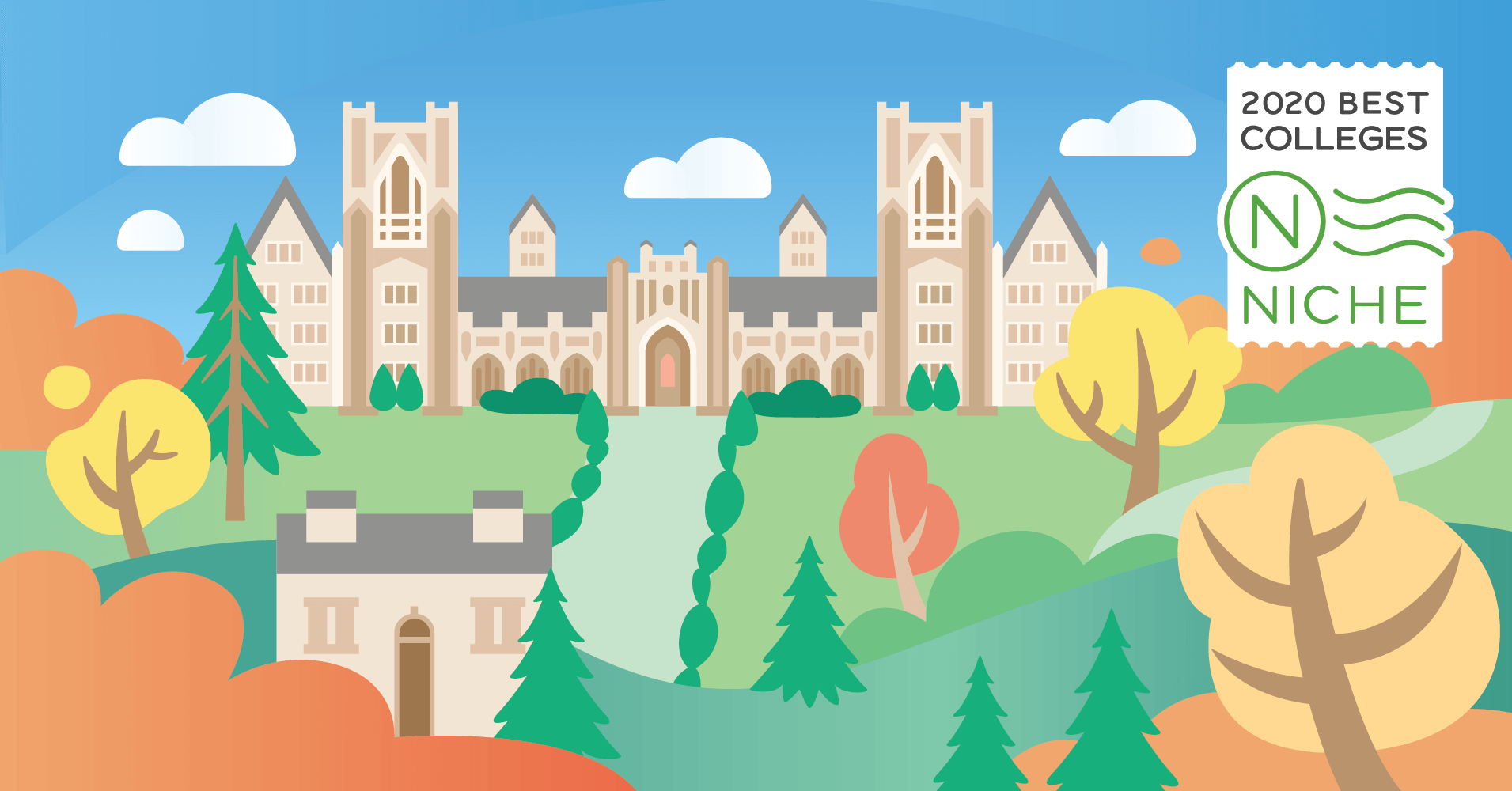 My top 10 colleges - Pitstop 26