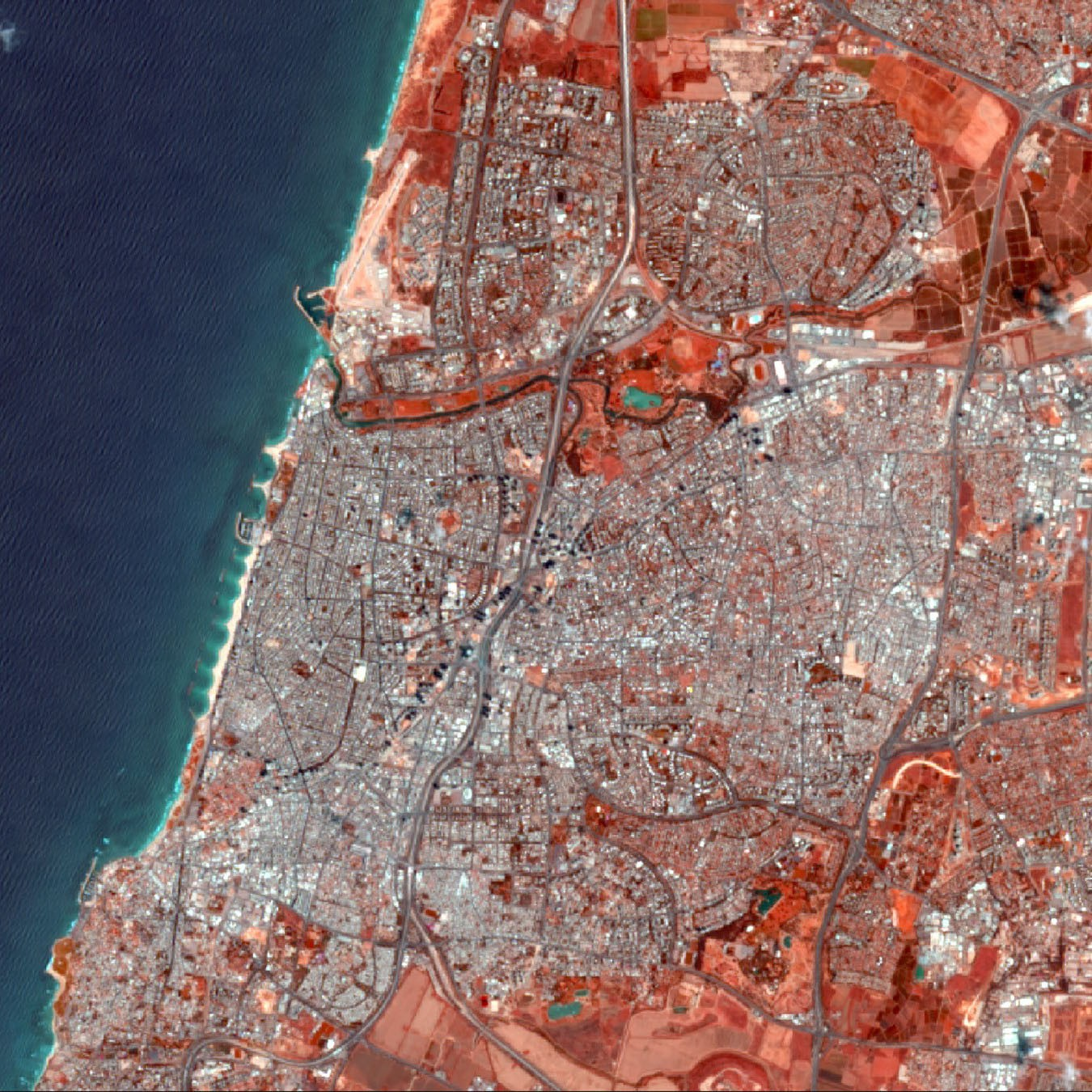 Carousel_Tel Aviv Isreal Landsat 8 - Variations in bare Earth.jpg