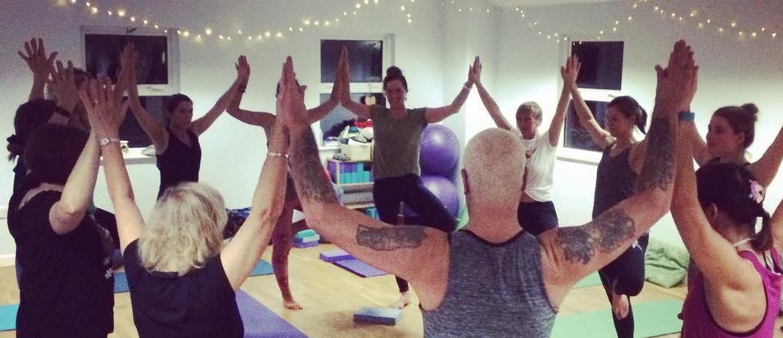 Amy-Yoga Online