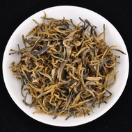 """Feng Qing """"Gold Tips"""" Pure Bud Black Tea Spring 2013 from Yunnan Sourcing"""