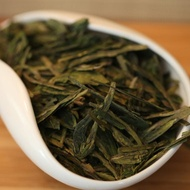 Organic Dragonwell (Long Jing) from DuvalTea