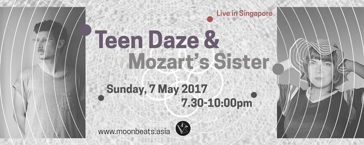 Teen Daze & Mozart's Sister - Live in Singapore