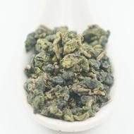 "Shanlinxi Organic ""Turquoise Dew"" Oolong Tea from Taiwan Sourcing"