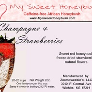 Champagne and Strawberries from 52teas