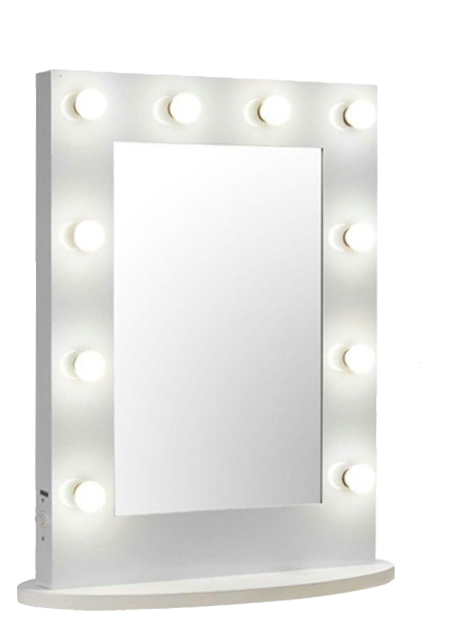 Hollywood Lighted Makeup Mirror – Achieve Your Dream Beauty Room