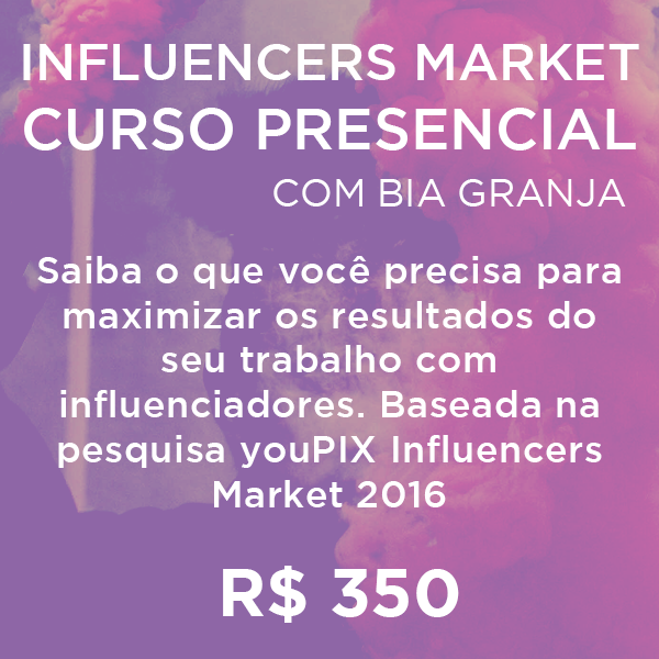 Influencers Market 2016