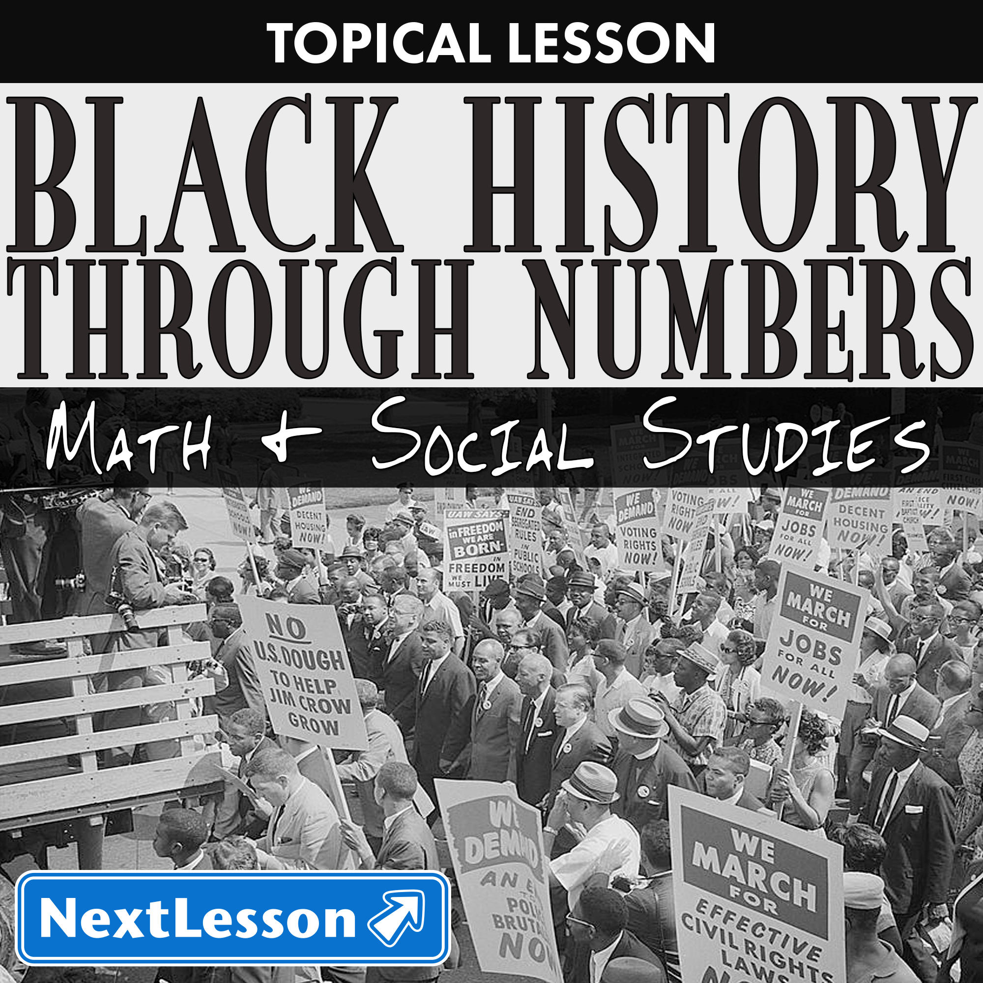 Black History Through Numbers