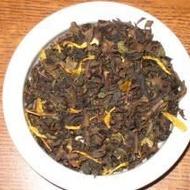 Lemon Basil Oolong from Tea Zing