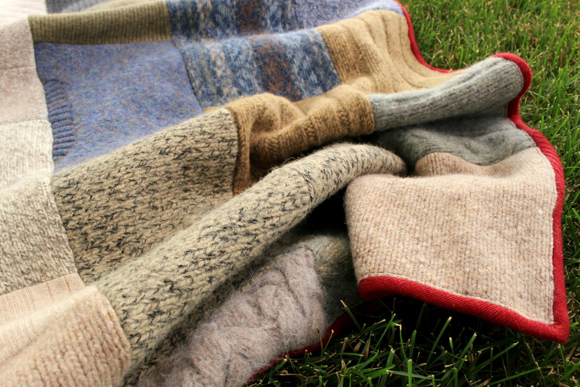 Wool felting, master class