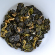 Lishan High Mountain Oolong, Spring 2019 from mud and leaves