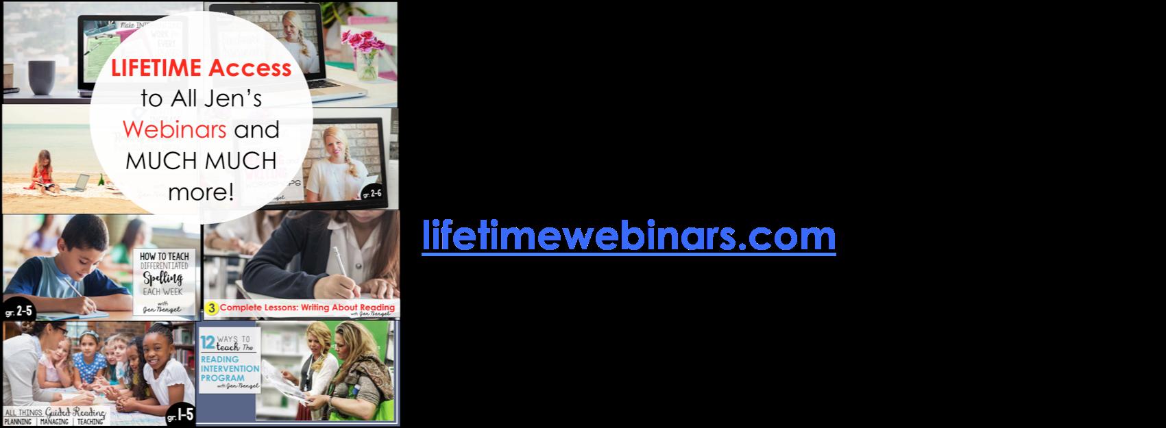 http://jenbengel.teachable.com/p/lifetime-webinar-access-from-jen-bengel