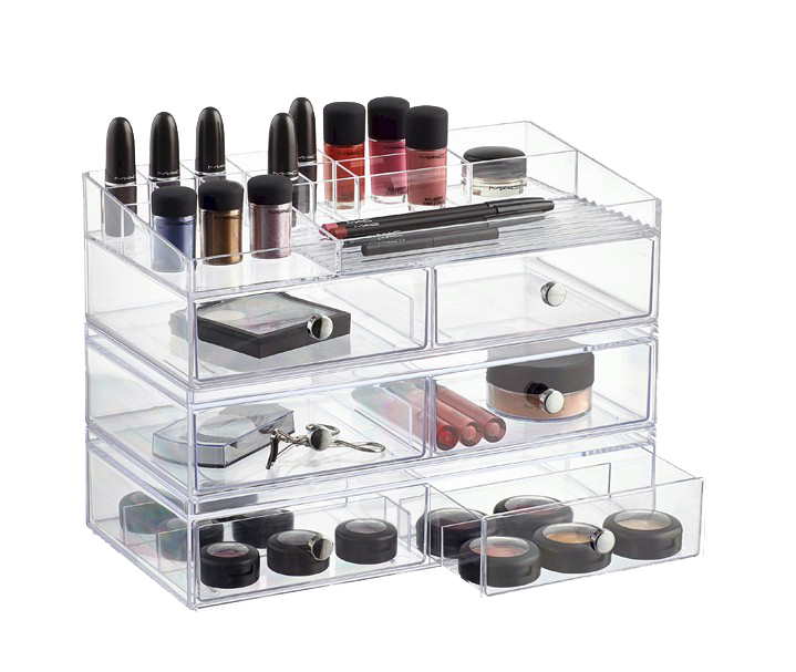 Every Day Go To Makeup Collection - Organize & Grow Your Makeup Collection