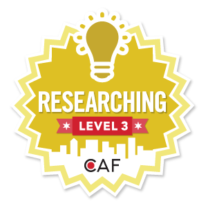Research - Level 3