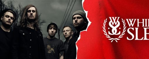 While She Sleeps Live in Singapore