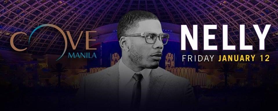 Nelly Live In Manila