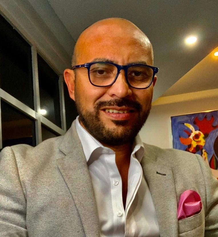 Maestro Mario Alberto Rebolledo Martínez