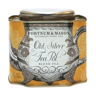 Old Silver Tea Pot from Fortnum & Mason
