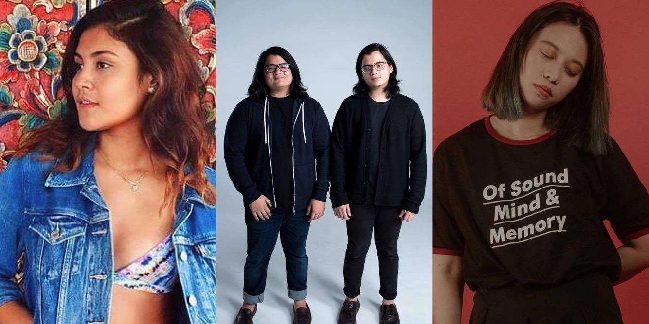 Ben&Ben, Reese Lansangan, and Kiana Valenciano to perform at Music Matters 2017
