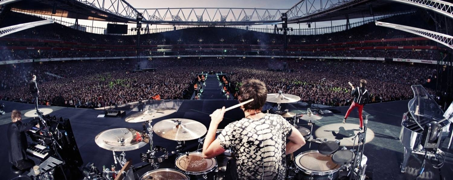 Muse Live In Singapore 2015