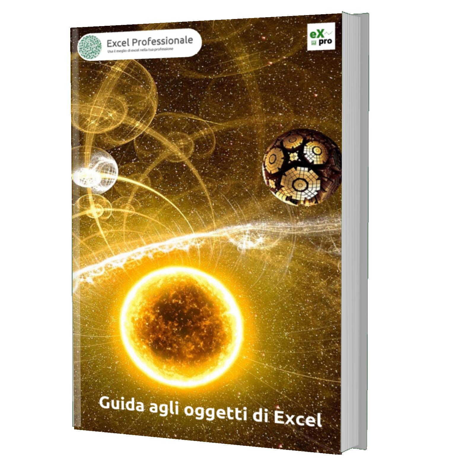 Guida agli oggetti di Excel nel vba